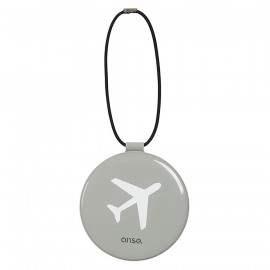 Thẻ treo hành lý Anse LA314 S Gray