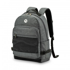 Balo Mikkor The Eli Backpack TEIBP003 M Light Grey