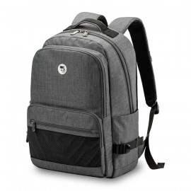 Balo Mikkor The Louie Backpack TLEBP003 M Light Grey