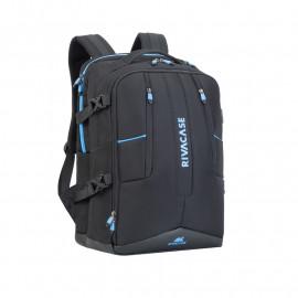 Balo Rivacase 7860 Gaming Backpack 17.3 M Black