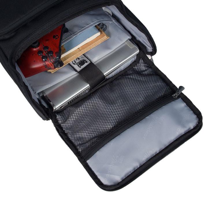 Mikkor The Normad Primier Backpack M Black 3