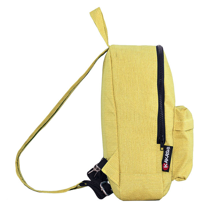 Balo Kakashi Beetle Backpack S Yellow 2