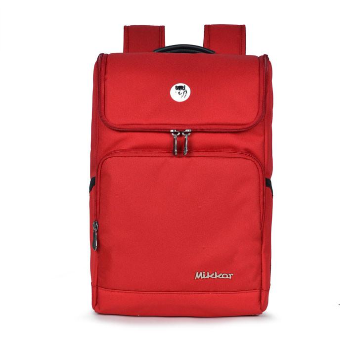 Mikkor The Normad Primier Backpack M Red 1