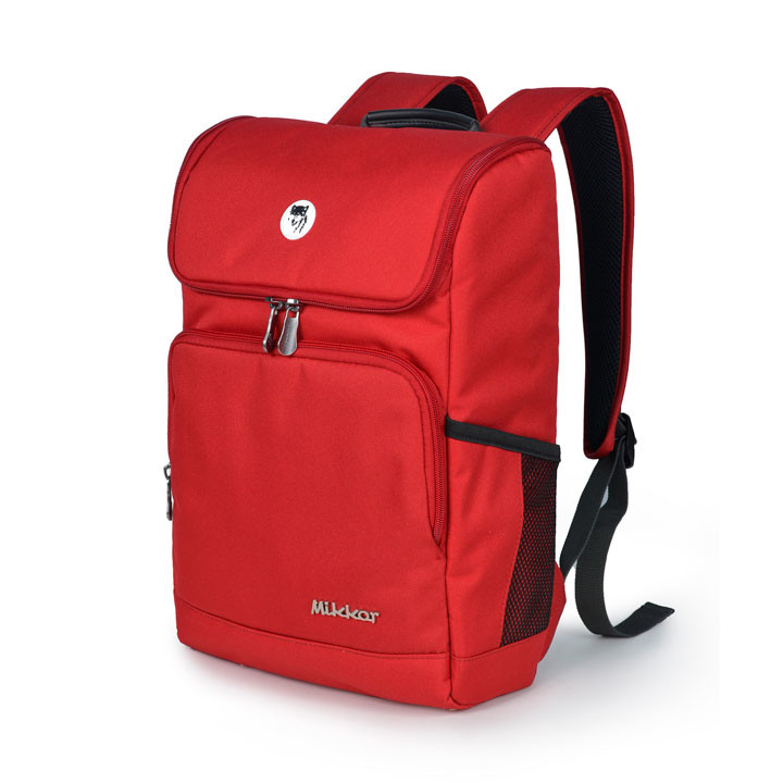 Mikkor The Normad Primier Backpack M Red 2