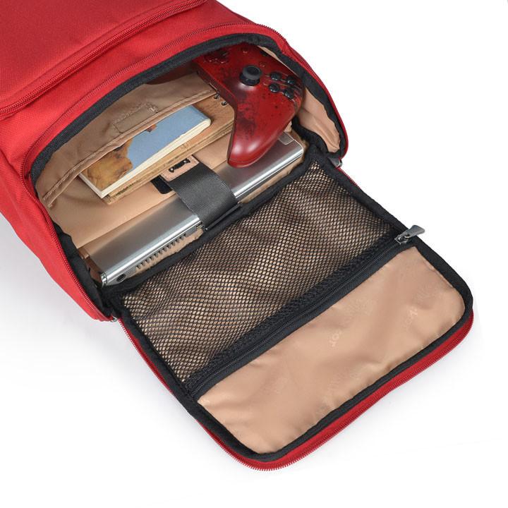Mikkor The Normad Primier Backpack M Red 3
