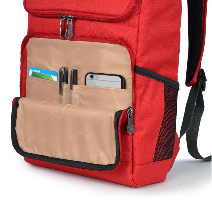 Mikkor The Normad Primier Backpack M Red 4