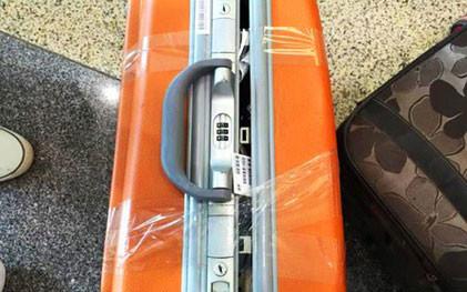 Giảm thiểu mất cắp đồ hiệu trong vali khi đi máy bay