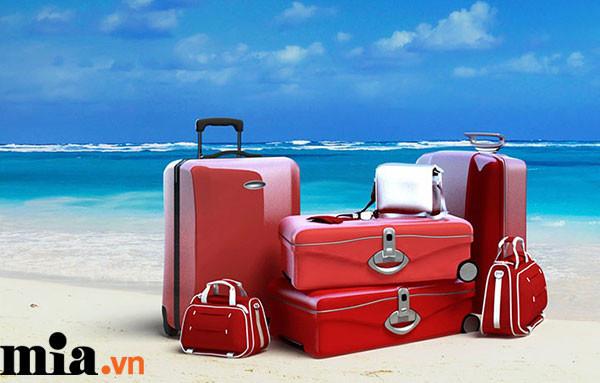 7 mẫu vali kéo du lịch hot nhất mùa hè 2016