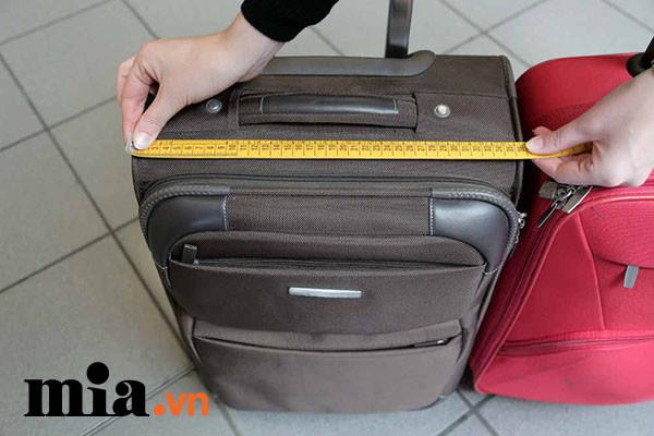 Thông tin mới về quy định hành lý xách tay của hãng hàng không Jetstar