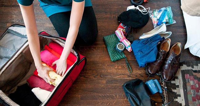 Cách xếp đồ vào vali nhanh chóng và hiệu quả nhất