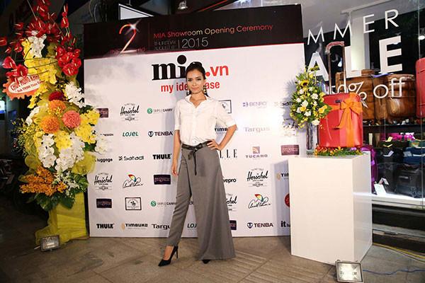 Dàn sao Next Top Model cực ngầu xuất hiện tại MIA.VN