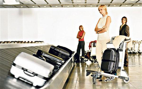 Phòng tránh mất cắp hành lý bên trong vali du lịch