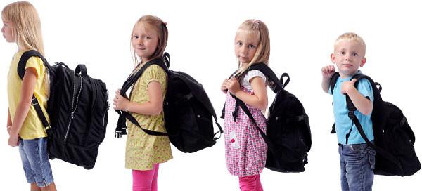 Những giải pháp bảo quản ba lô đi học của trẻ hiệu quả nhất