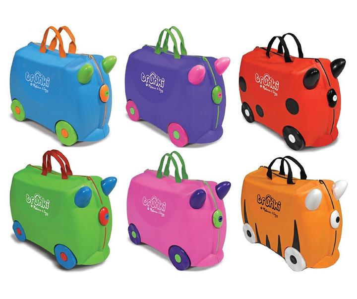 Những mẫu vali dễ thương dành cho trẻ em