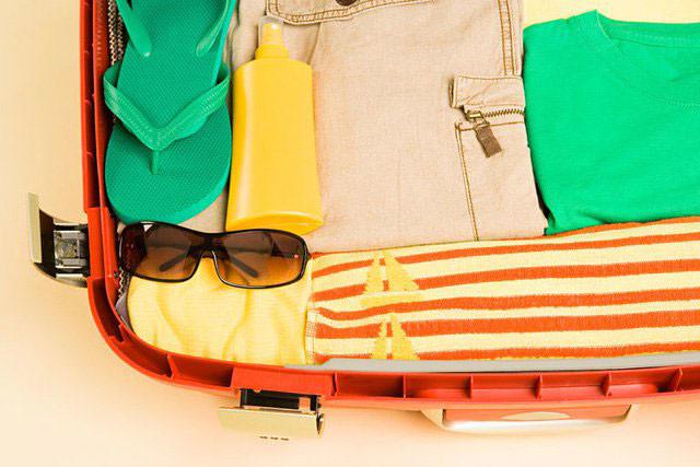 Nguyên tắc 5,4,3,2,1 cực hữu ích khi sắp xếp đồ đi du lịch