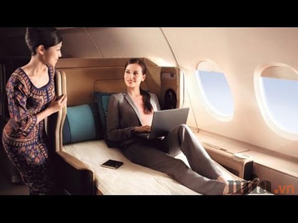 Kinh nghiệm để chọn chỗ ngồi tốt nhất trên máy bay