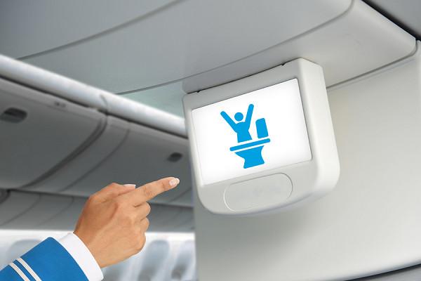 Tại sao nhà vệ sinh trên máy bay lại đáng sợ?