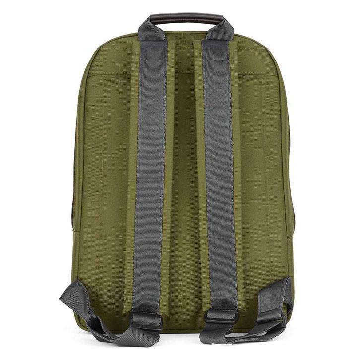 Mikkor The Elvis Backpack M Green 3