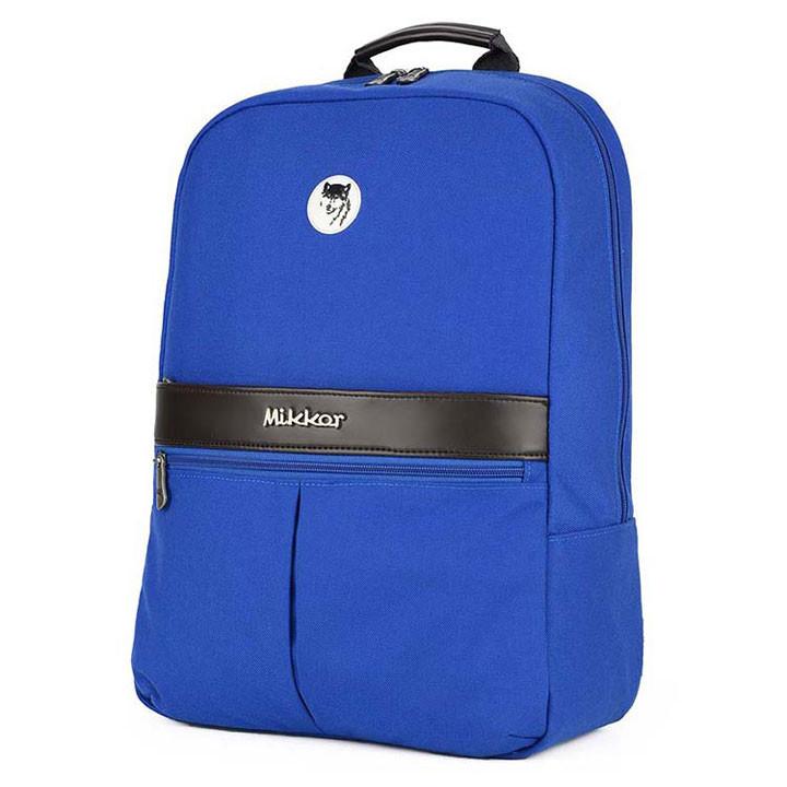 Mikkor The Elvis Backpack M Royal Blue 2