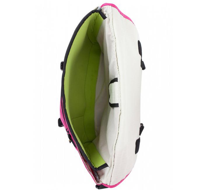 Mikkor Laptop Dily Oranger M Pink/White 3