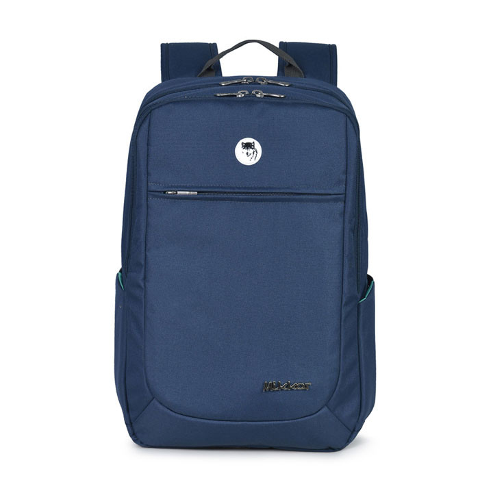 Mikkor The Edwin Backpack M Navy 1
