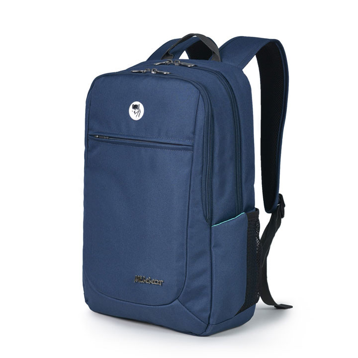 Mikkor The Edwin Backpack M Navy 2