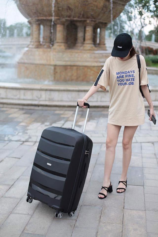 Đập tan nỗi lo vali bị hành hạ tại sân bay với vali ROVIGO ANAKIN