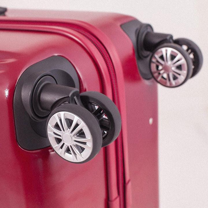 Chớ bỏ qua 5 tiêu chí này nếu muốn chọn được chiếc vali bền đẹp và thời trang!