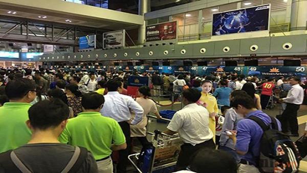 Tin tặc tấn công hệ thống website của Vietnam Airlines 2