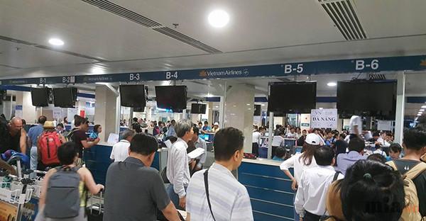 Tin tặc tấn công hệ thống website của Vietnam Airlines