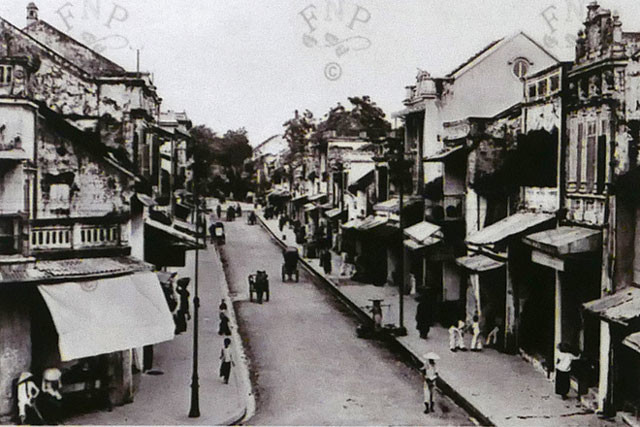 Ý nghĩa con số 36 phố phường Hà Nội