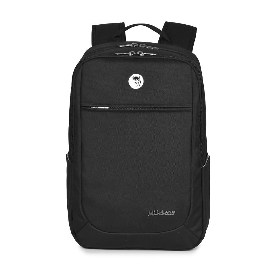 Mikkor-The-Edwin-Backpack-M-Black