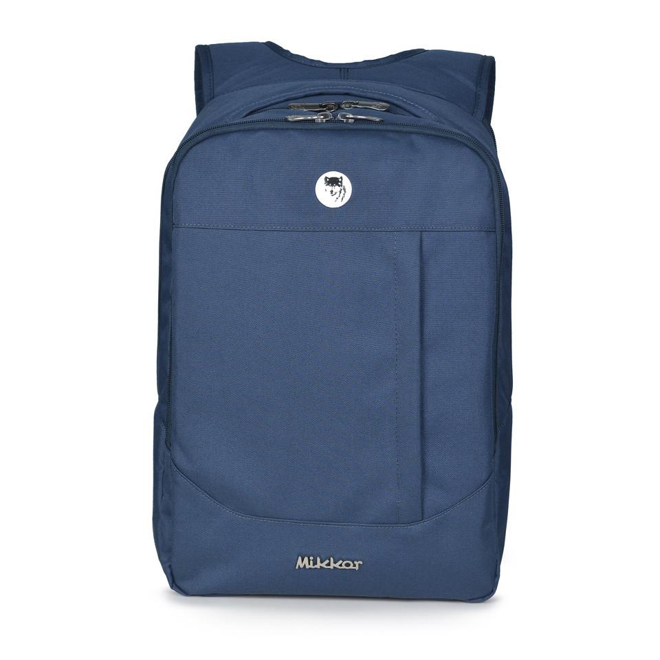 mikkor-the-arthur-backpack-m-navy