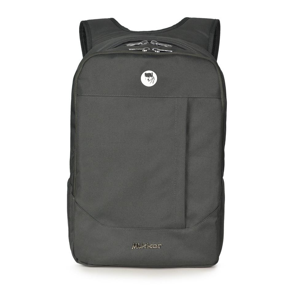 mikkor-the-arthur-backpack-m-charcoal