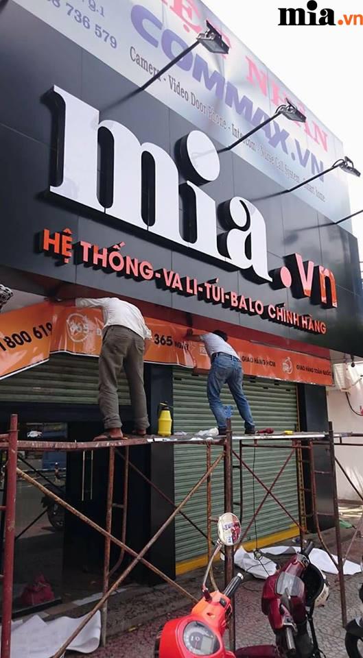 Chuẩn bị khai trương chi nhánh 6 của MIA.vn tại Tp.Hồ Chí Minh
