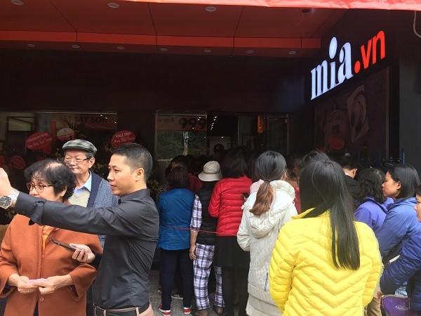 Chính thức khai trương chi nhánh MIA đầu tiền tại Hà Nội