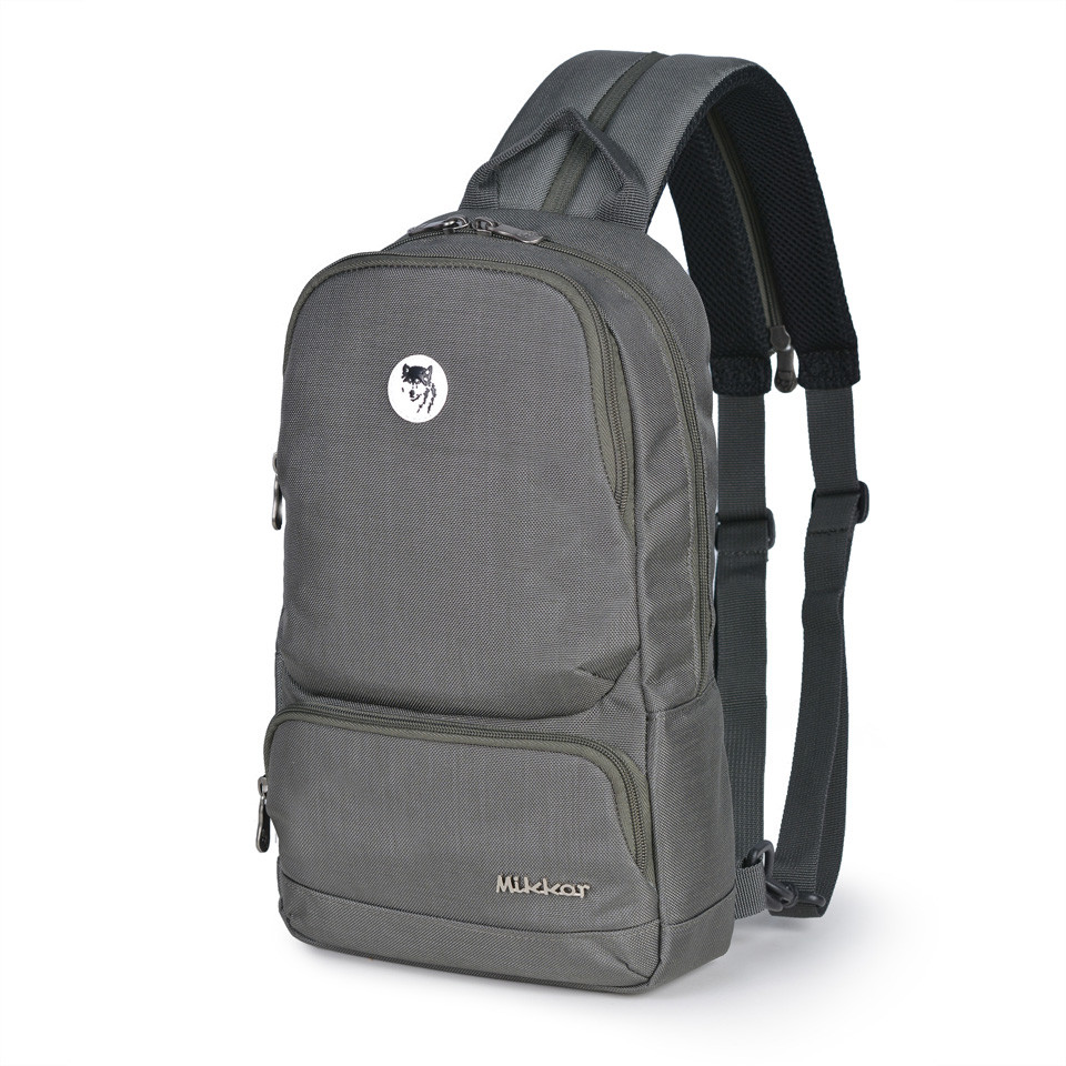 mikkor-the-betty-slingpack-m-dark-mouse-grey