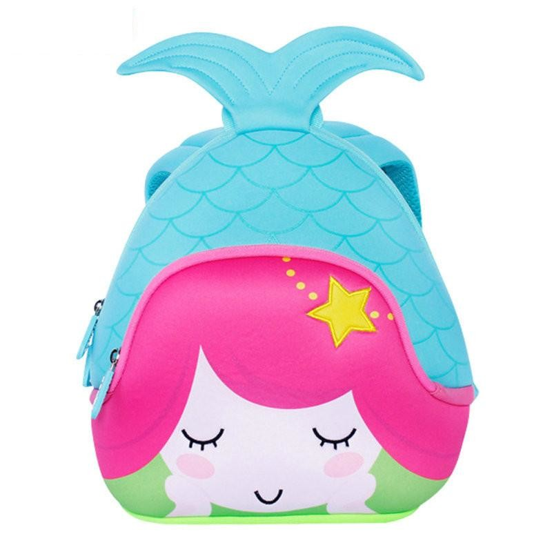 nohoo-mermaid-nh046-backpack-s-blue