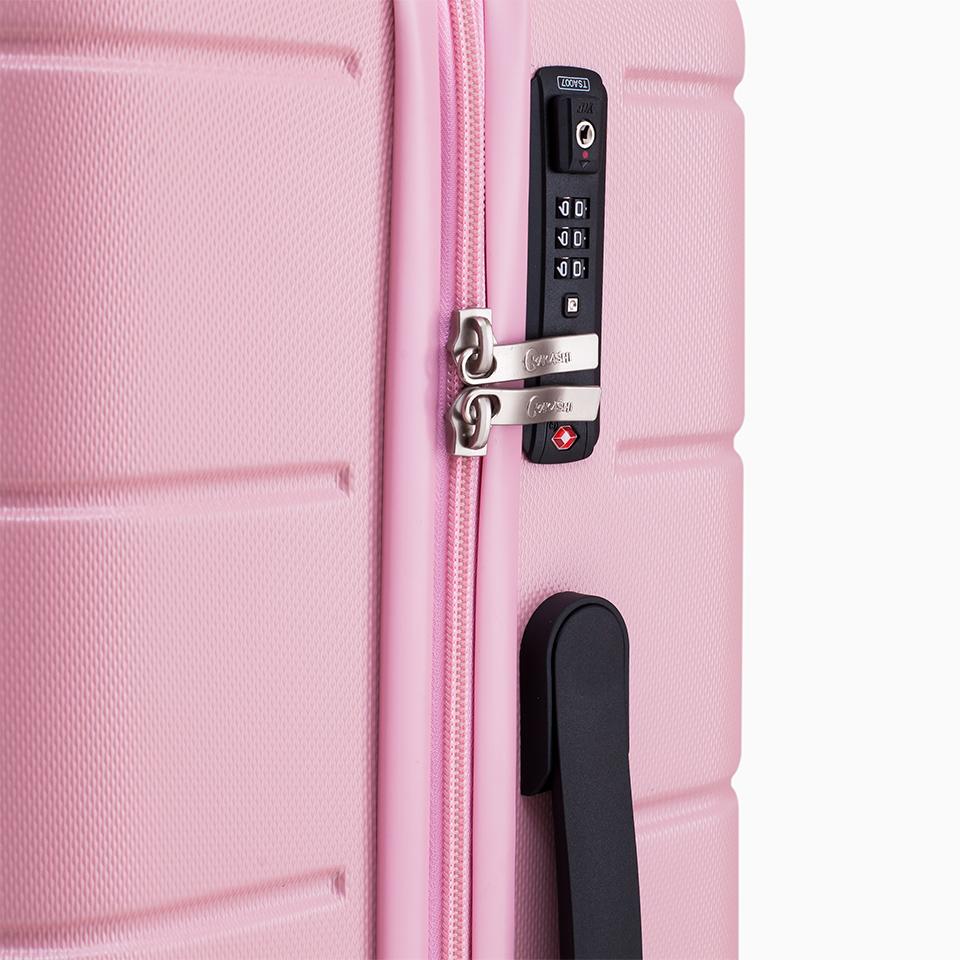 Tất tần tật về khóa vali kéo du lịch và cách sử dụng