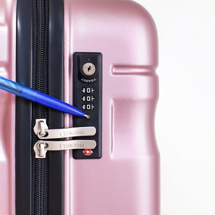 ổ khóa vali