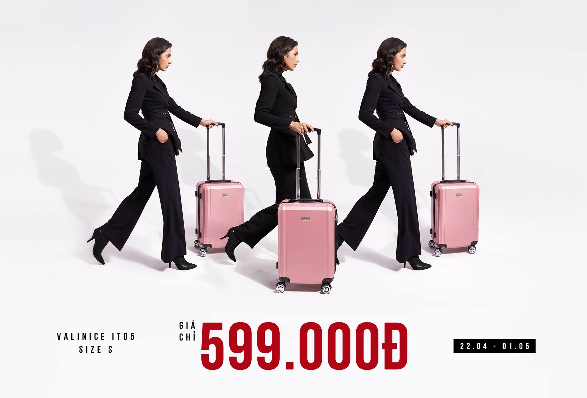 """LÀM SAO SĂN ĐƯỢC """"VALI 599K"""" CHỈ TRONG 5P"""