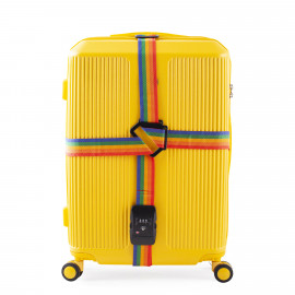 Dây đai vali The Travel Star RX701-TSA S Rainbow