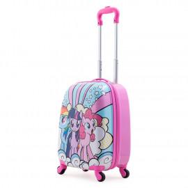 Vali Heys 360 Hình Little Pony - 18 inch 16322-6052-00 M Pink