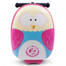 Vali Zinc Flyte 18in Midi Olivia the Owl ZC03909 M Pink